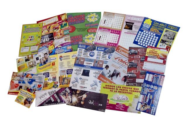 Рекламни брошури офсет